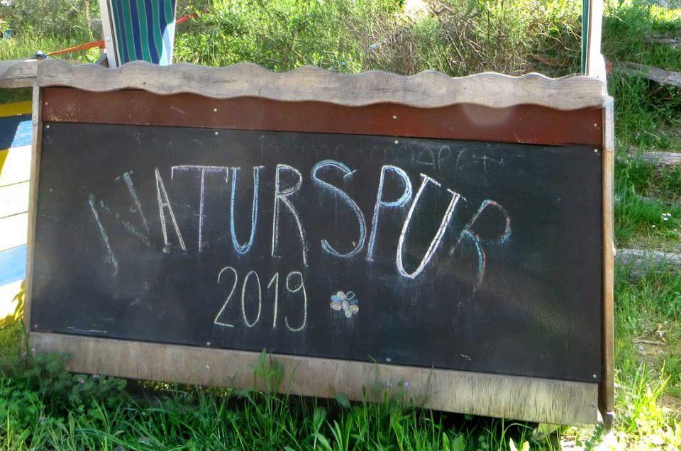 Ferienprogramm Naturspur