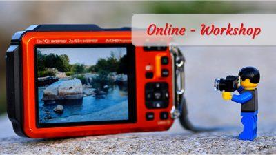 Foto-Workshop Online - Foto Grundkurs